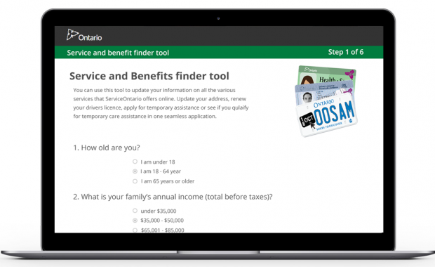featured image service and benefits tool finder